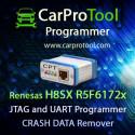 Renesas H8SX R5F6172x JTAG UART CAN Programmer CRASH DATA Remover. Aktywacja dla CarProTool-a.