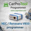 Renesas / NEC V850 Programmer. Aktywacja dla CarProTool.