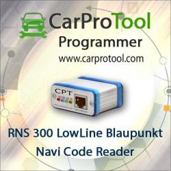 RNS 300 Code Reader. Aktywacja dla CarProTool.