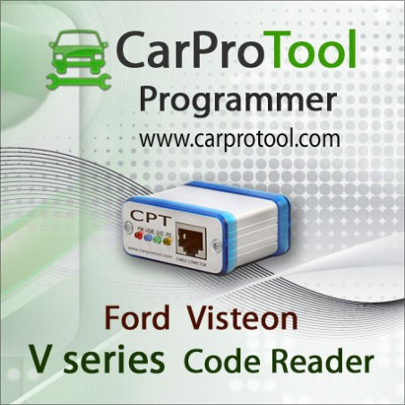 Ford Radio Code Reader. Activation for CarProTool