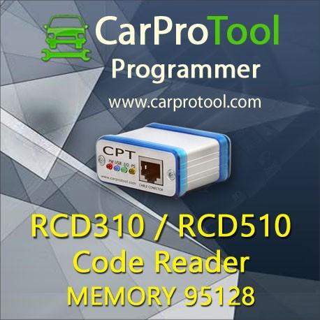 RCD 310 RCD 510 Code Reader