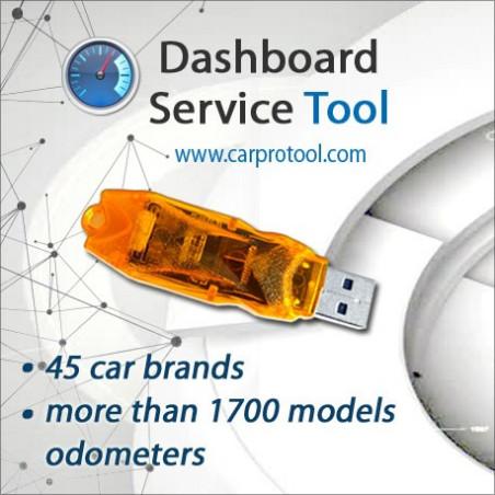 Dashboard Service Tool.