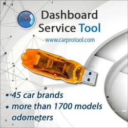 Dashboard Service Tool. Aktywacja