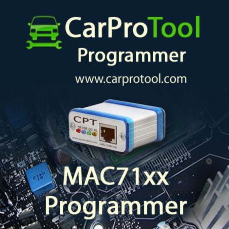 MAC71xx Activation for CarProTool.