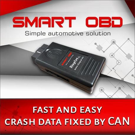 SmartOBD (SMART OBD) CAN Tool - Diagcar eu