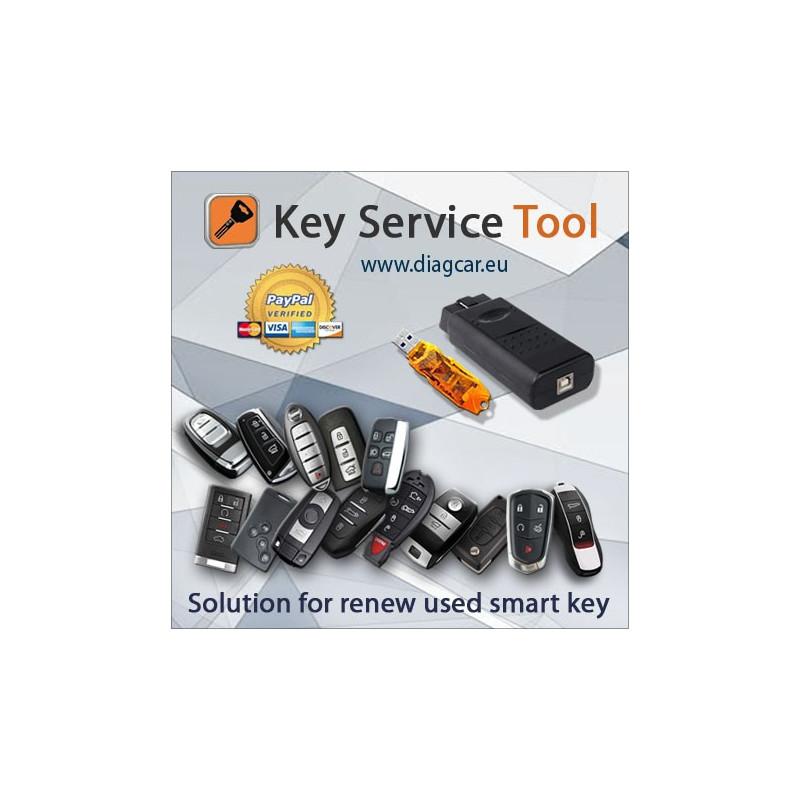 Key Service Tool - RENEW Smart Key