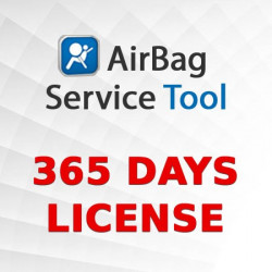 Airbag Service Tool 365 days license