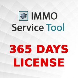IMMO Service Tool 365 days license