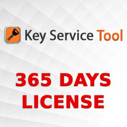 Key Service Tool 365 days license