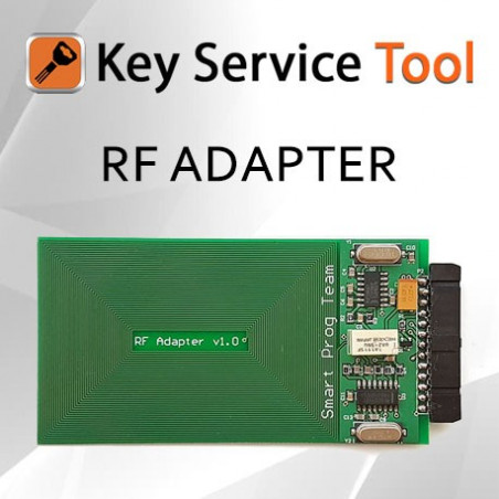 RF Adapter for Key Service Tool