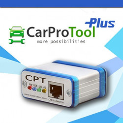 CarProTool Programmer CPT  + EEPROM Programmer activation.
