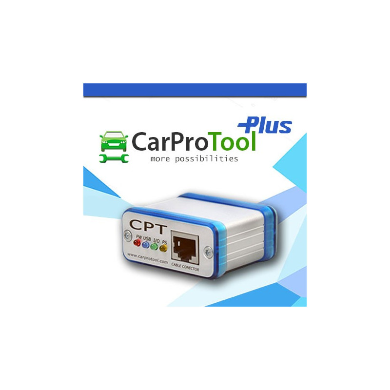 Programator CarProTool CPT + aktywacje EEPROM Programmer