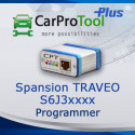 Spansion S6J30xx ( S6J3001LSJ, S6J3003KSE, S6J32BAKSE ) programmer