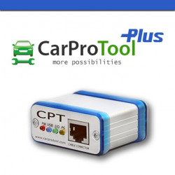 CarProTool CPT Programmer + EEPROM ADAPTERS