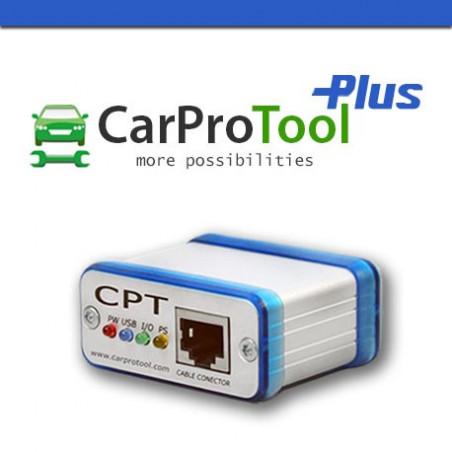 CarProTool CPT Programmer + EEPROM ADAPTERS