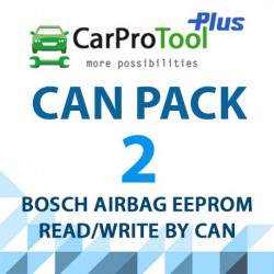 CPT CAN PACK 2 - ALL BOSCH SRS UNITS BY CAN