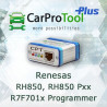 Renesas RH850 R7F701x Programmer. Activation for CarProTool Programmer.