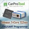 Infineon Tricore TC2xxx JTAG Programmer. Activation for CarProTool.