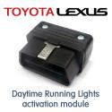 TOYOTA LEXUS DRL (Deytime Running Lights activation module)