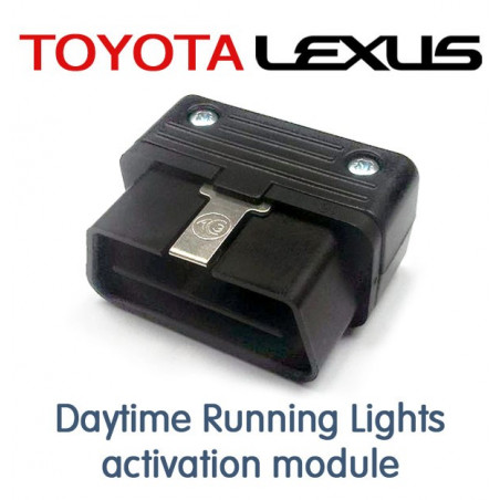 TOYOTA LEXUS DRL (Deytime Running Lights activation module)