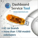 DASHBOARD SERVICE TOOL