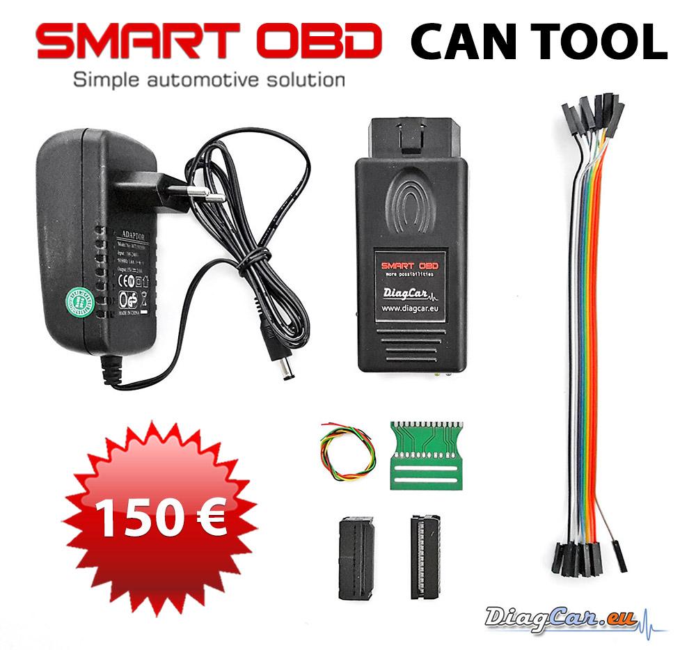 SmartOBD CAN TOOL