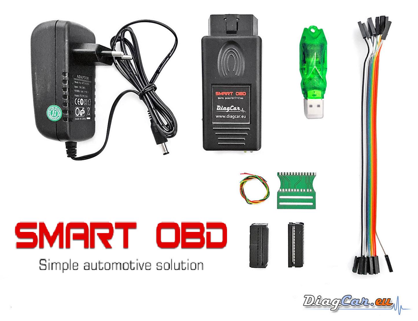 SmartOBD CAN Tool Set